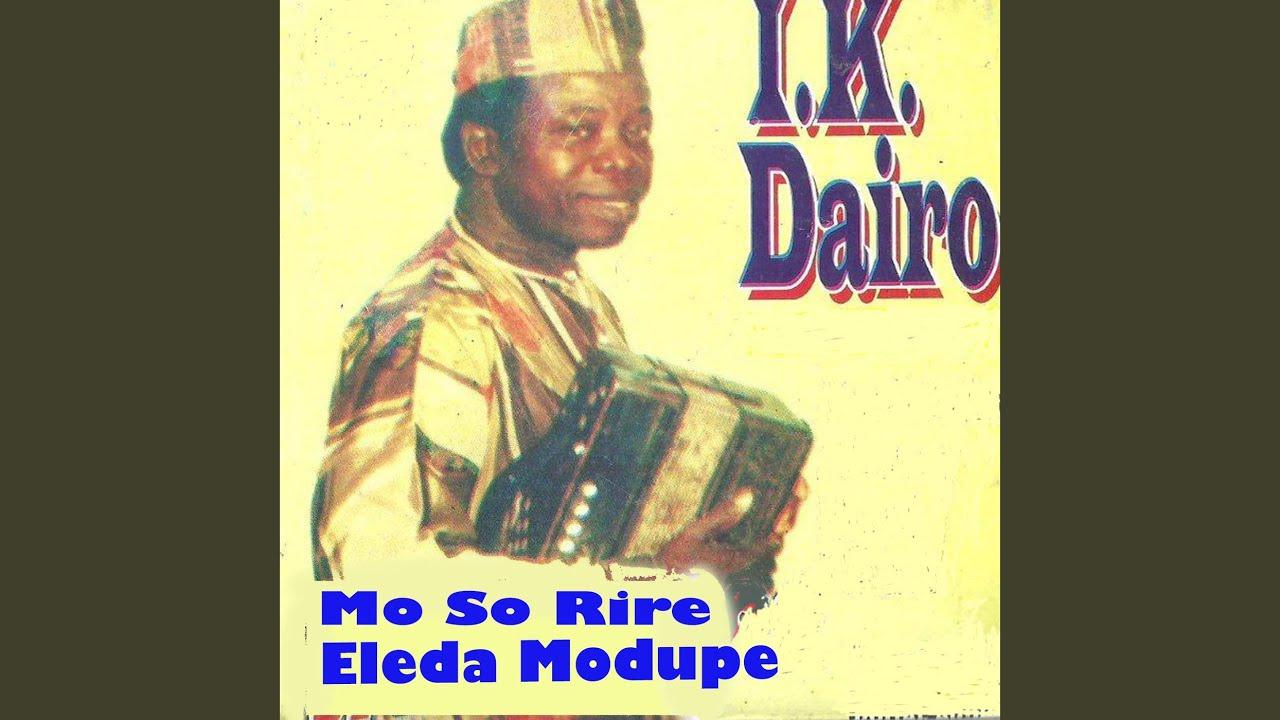 Download Mo so Rire Eleda Modupe