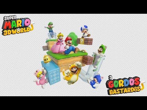 Reseña Super Mario 3D World | 3 Gordos Bastardos
