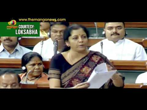 Thambidurai And Nirmala Sitharaman On National Investment And Manufacturing Zones | Mango News