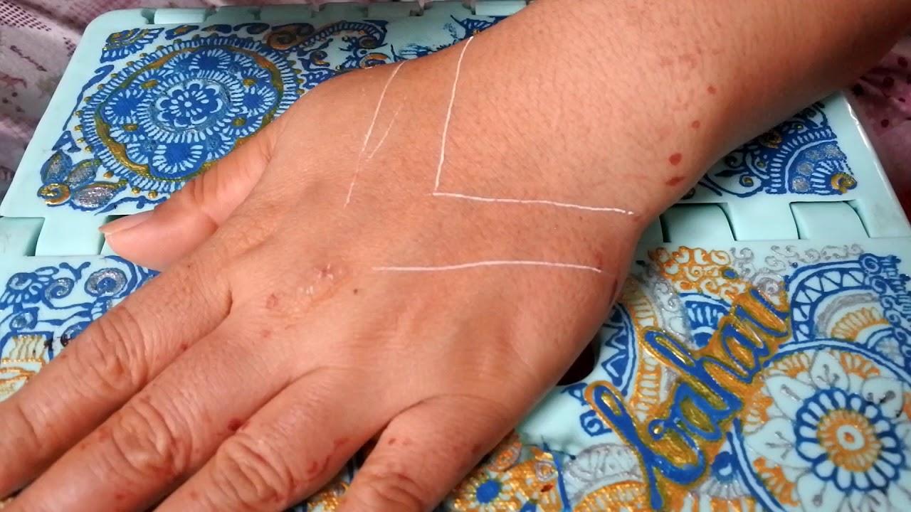 Tutorial Henna Simple Untuk Pemula 2