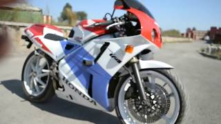 Краткий обзор и особенности эксплуатации мотоцикла Honda VFR400R NC30