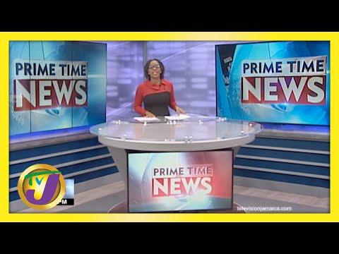 Jamaican News Headlines   TVJ News - May 11 2021