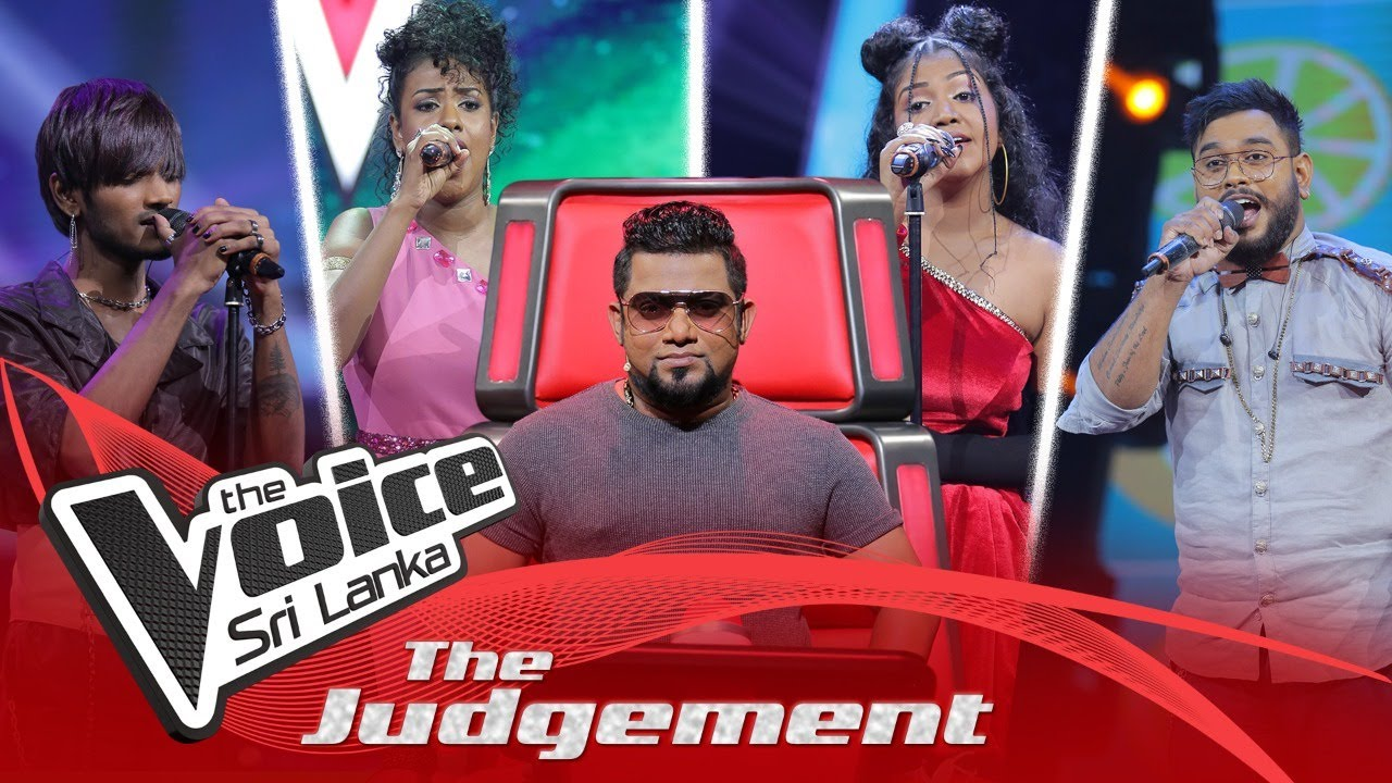 The Judgment   Team Kasun Day 02   The Knockouts   The Voice Sri Lanka