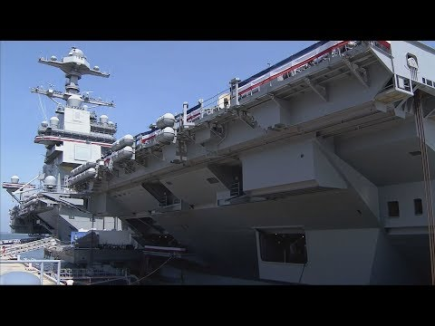 Full Ceremony: USS Gerald R. Ford Commissioning