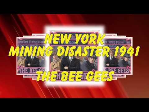The Bee Gees  -  New York Mining Disaster 1941