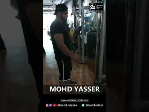 Mohammad Yasser - Indian Para Athlete
