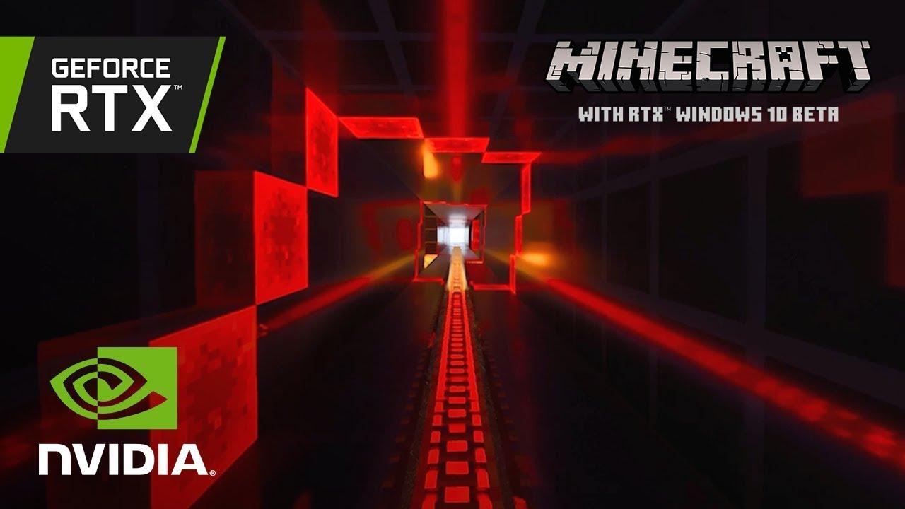 Minecraft with RTX ベータ: コミュニティショーケース