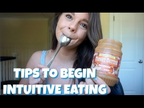 Tips To Begin Intuitive Eating | What I Did | Improvement Season 8.15.2016