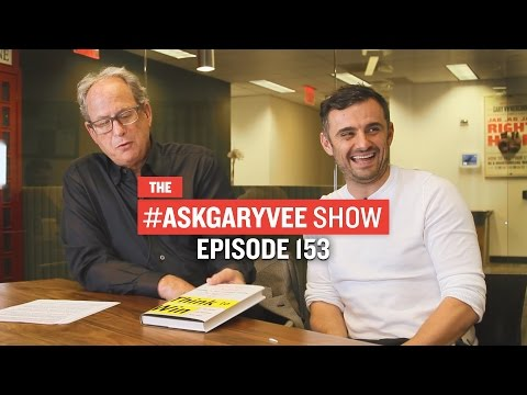 #AskGaryVee Episode 153: Gary's Father-In-Law, Peter Klein, Answers Questions on the Show