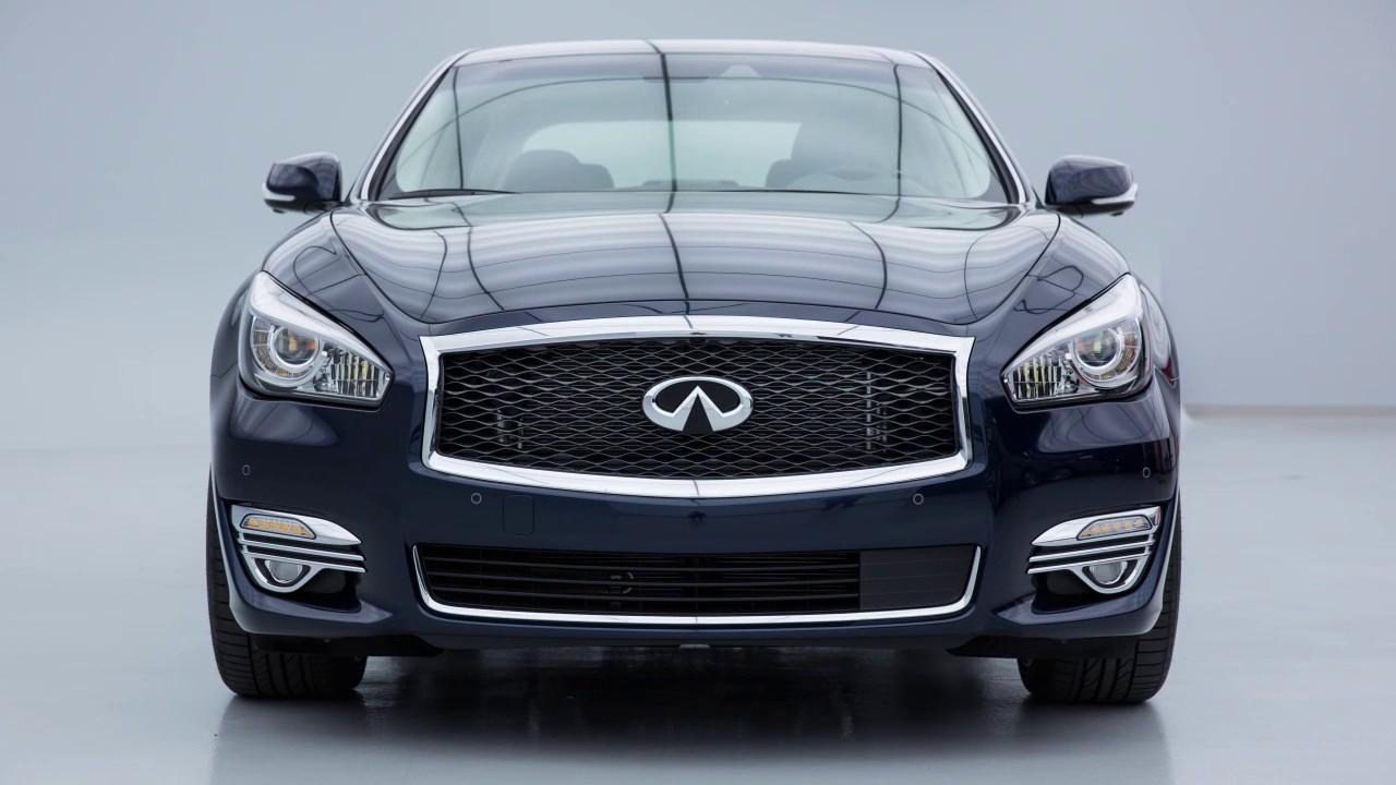 2017 Infiniti Q70 Hev Hybrid Vehicle Characteristics
