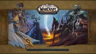 [ 4K UHD ] 월드 오브 워크래프트 어둠땅 9.1 석류석 칼날 날개 획득완료