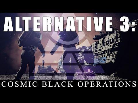 Alternative Three – Cosmic Black Operations – Volume 1