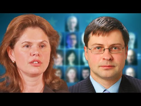 Commissioner hearings: MEPs grill Dombrovskis and Bratušek