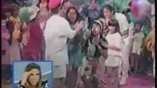 Patrícia Abravanel no Show Maravilha (1988)