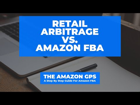 Retail Arbitrage Vs. Amazon FBA - Which Is Better?