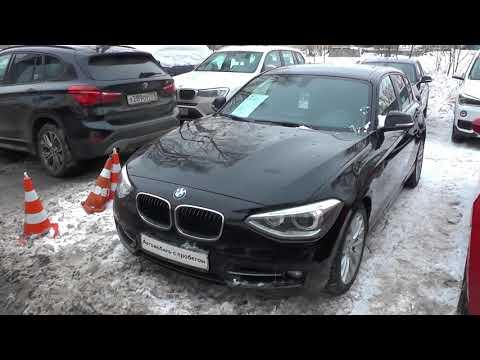 Выбираем б\у авто BMW 118 F20 (бюджет 650-700тр)