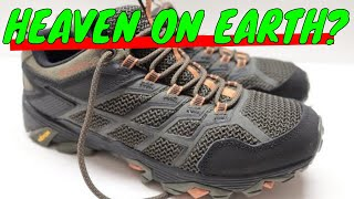Merrell Moab FST 2 Low Vent Review