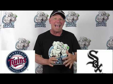 Chicago White Sox vs Minnesota Twins Free Pick 7/24/20 MLB Pick and Prediction