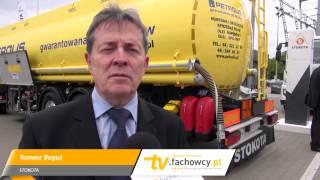 Stokota - transport produktów LPG