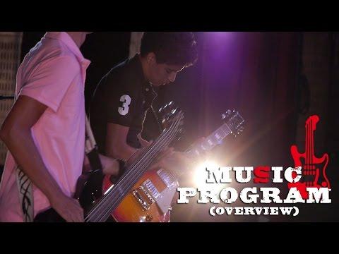 SOCAPA Arts - Summer Music Program - Program Outline