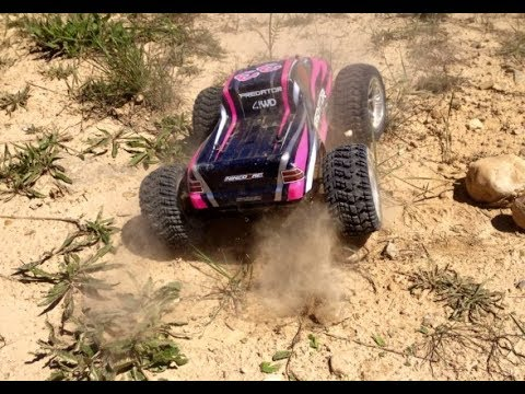RC NINCO PREDATOR BRUSHLESS!!!!! a fondo!!