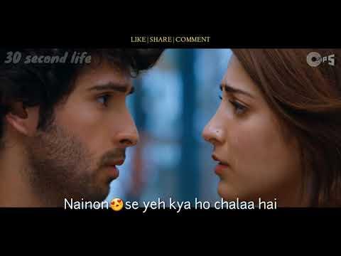 Bairiya o bairiya   atif aslam  mujhe sataa na bairiya   emotional    romantic   new whatsapp status