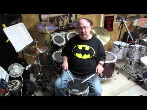5 Stroke Roll Drum Set Fills - Summer End Contest