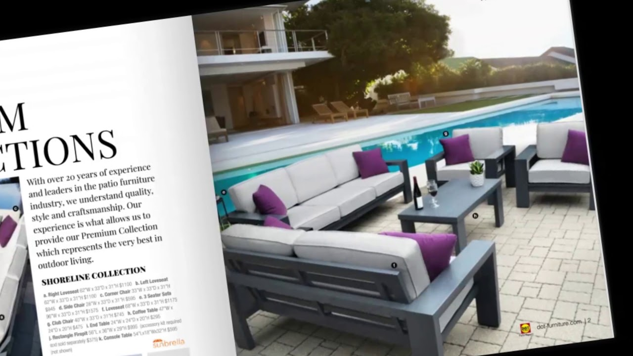 Dot Furniture Patio Furniture Experts D O T Furniture Limited