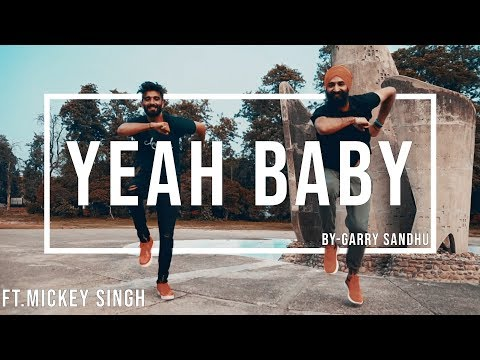 "| ""YEAH BABY"" 