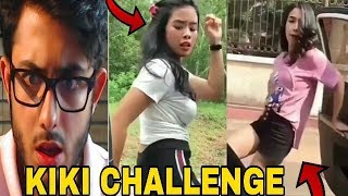 TRENDING KIKI CHALLENGE / IN MY FEELINGS || CAPTAIN PRACHIR