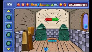 Chubby Kitty Rescue Walkthrough - Games2jolly