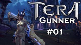 Tera - Gunner Gameplay - P1