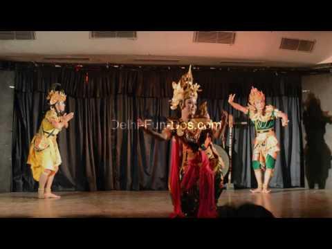 Ramayan from Bali Indonesia IGNCA