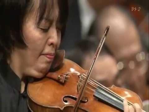 Beethoven Violin Concerto 1/2  (Yuzuko Horigome)