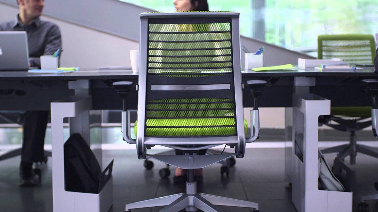 Steelcase Think Chair Think Ergonomic Chair Reimagined Design Story Steelcase