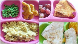 5 days of dinner ideas for kids! Weekly dinner ideas for kids!