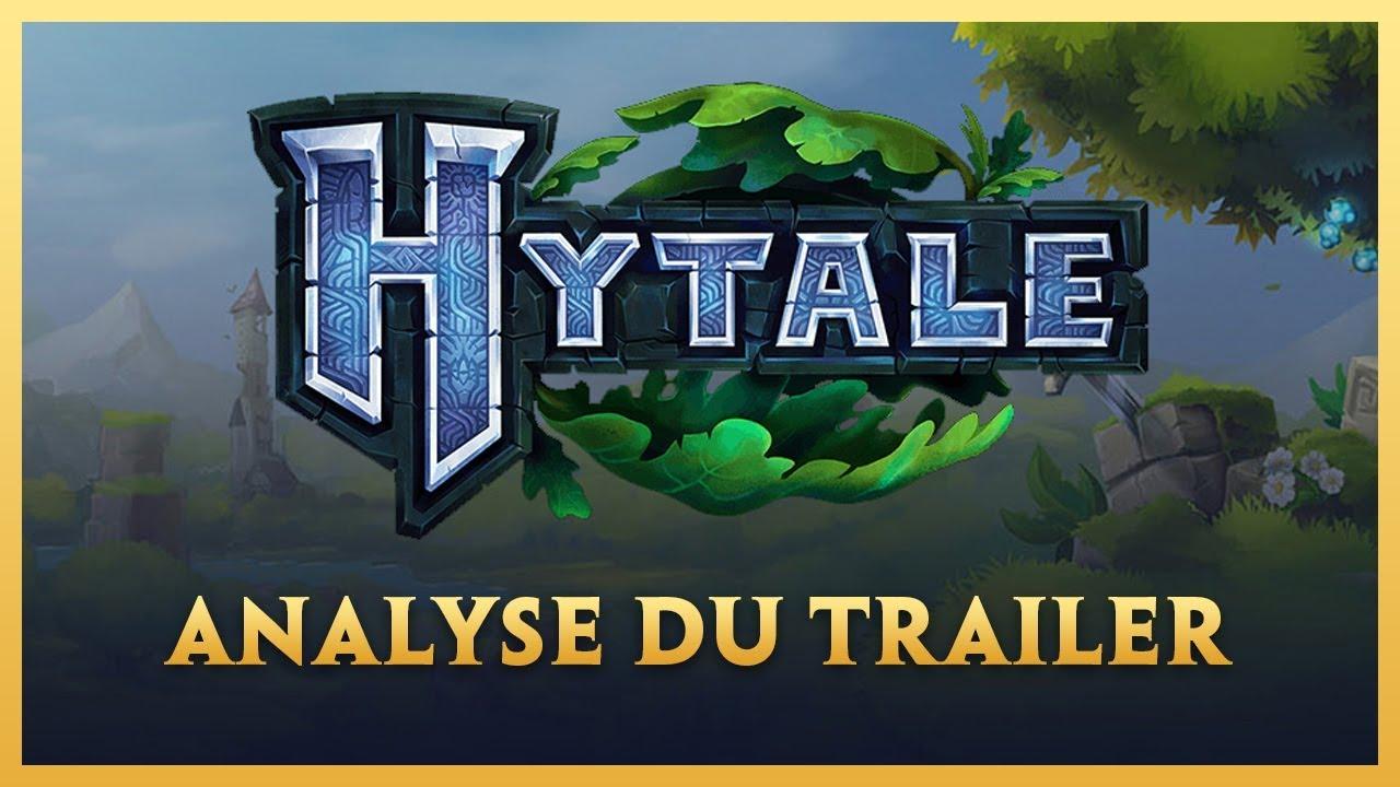 Hytale Trailer
