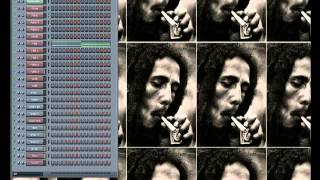 Tommy Lee - Buss A Blank Instrumental - FL Studio Remake.