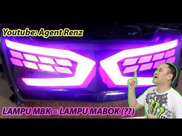 (Stoplamp MBK NMAX) Lampu MaBoK untuk NMAX??!! Supplier bercanda??!!