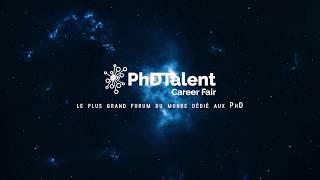 Teaser - PhDTalent Career Fair 2019 - 18 octobre - Le CENTQUATRE-Paris