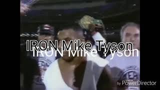 Mike Tyson motivasyon