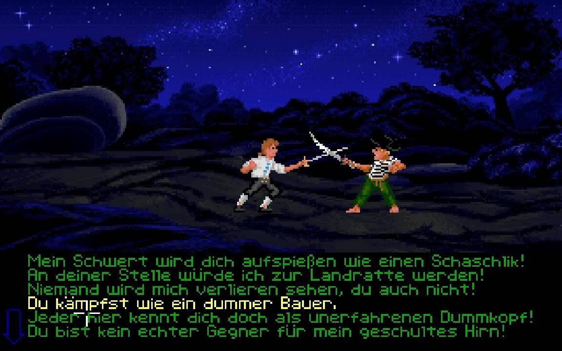 Monkey Island Youtube Deutsch