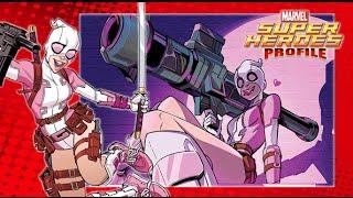 [SHP] 37 ประวัติ Gwenpool อีสาวโอตาคุ ทะลุมิติโลกการ์ตูน!!