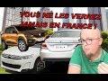 DS6, Kwid...Ces VOITURES françaises que vous ne verrez jamais ici !!
