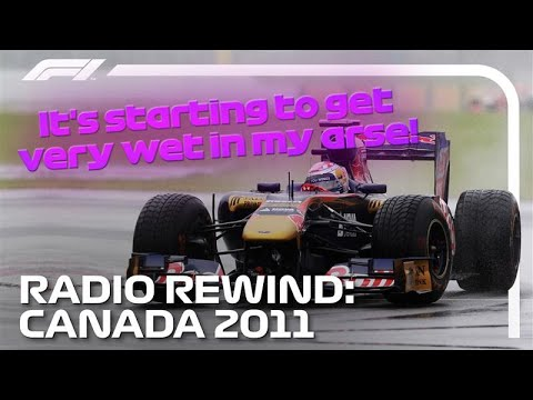 RADIO REWIND! 2011 Canadian Grand Prix