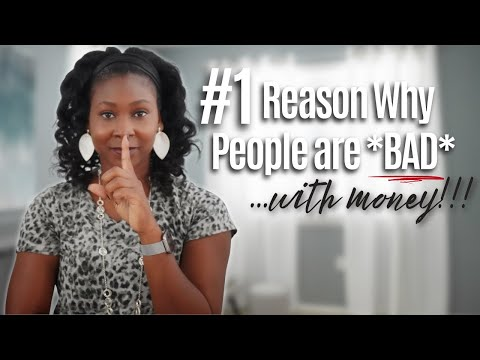 #1 reason why some people are *BAD* with money | HOW TO MANAGE MONEY BETTER | Frugal Living
