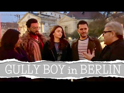 Gully Boy in Berlin with Rajeev Masand Mp3