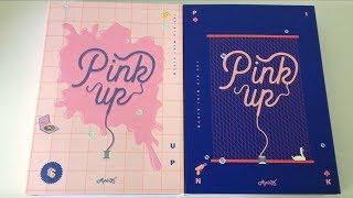 ♡Unboxing Apink 에이핑크 6th Mini Album Pink Up 핑크 업 (Both Versions)♡