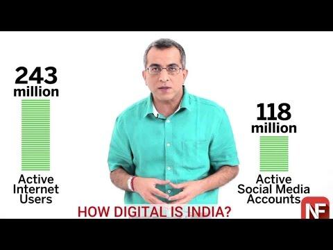 News Flicks: How Digital Is India?