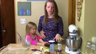 Cooking With Ellen - Peanut Butter Power Balls